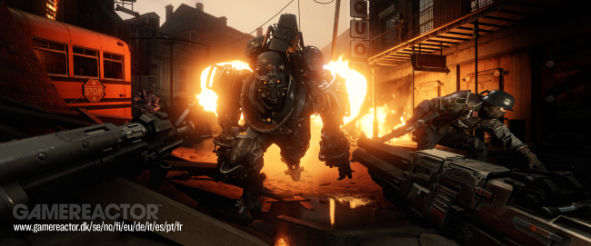 Wolfenstein II: The New Colossus - Provato