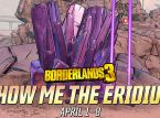 Borderlands 3 terrà il mini evento Show Me The Eridium!
