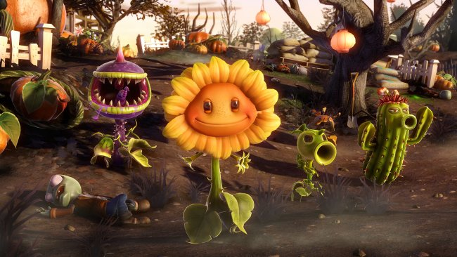 Garden Warfare Split Screen Disponibili Solo Su Xbox One Gamereactor Italia Plants Vs