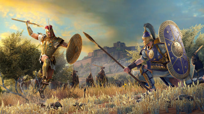 Total War Saga: Troy - Provato