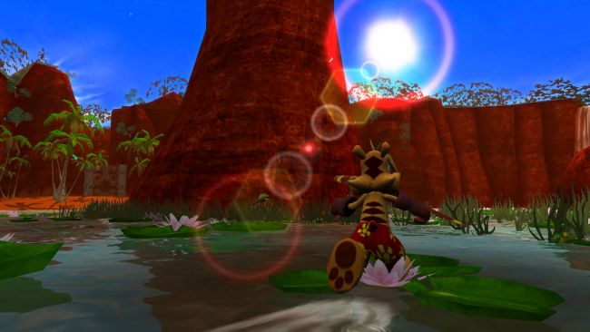 TY The Tasmanian Tiger 2: Bush Rescue HD finanziato su Kickstarter in circa 8 ore