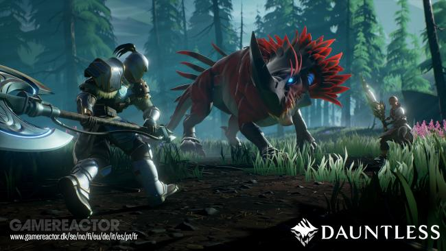 Dauntless - Provato