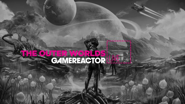 GR Live: Pronti a scoprire The Outer Worlds su Switch