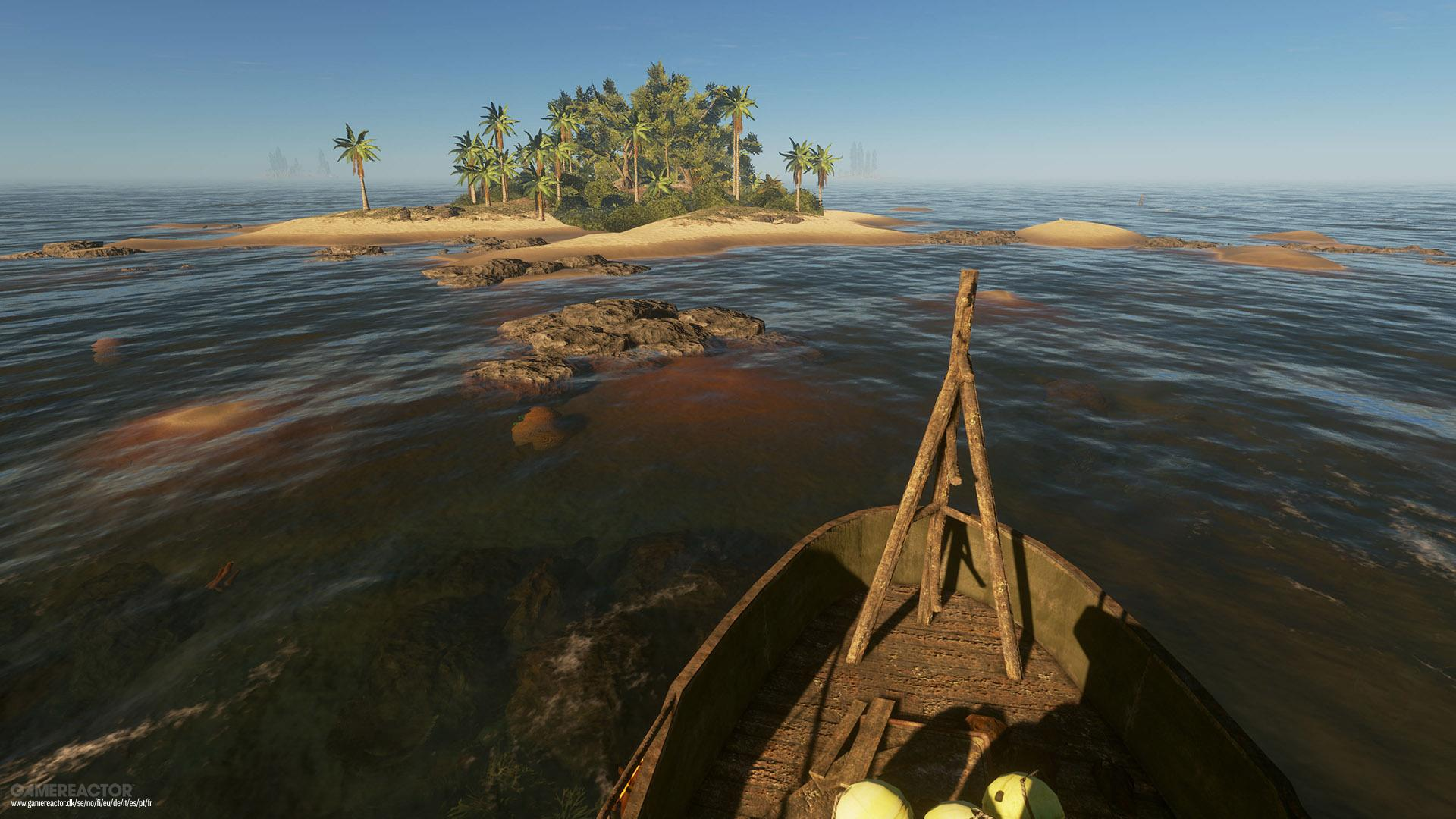 Stranded Deep epic games store