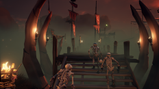 Cursed Sails: Rare ci parla di alleanze e tradimenti in Sea of Thieves