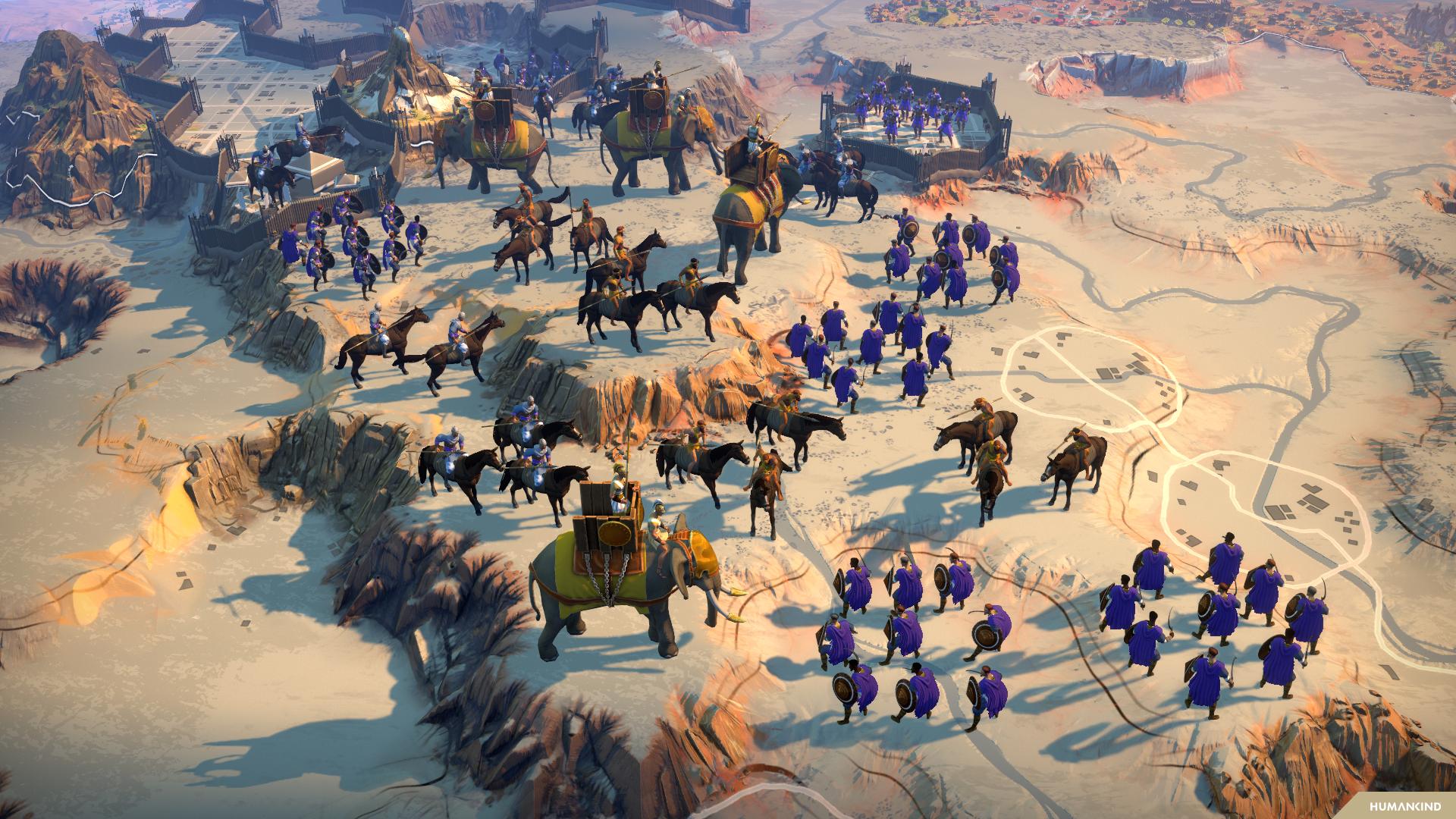 Humankind - safarigames