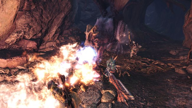 Monster Hunter: World - Provato