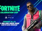 Fortnite Celebration Cup: torneo in esclusiva su PS4, in palio un montepremi da  $1 milione