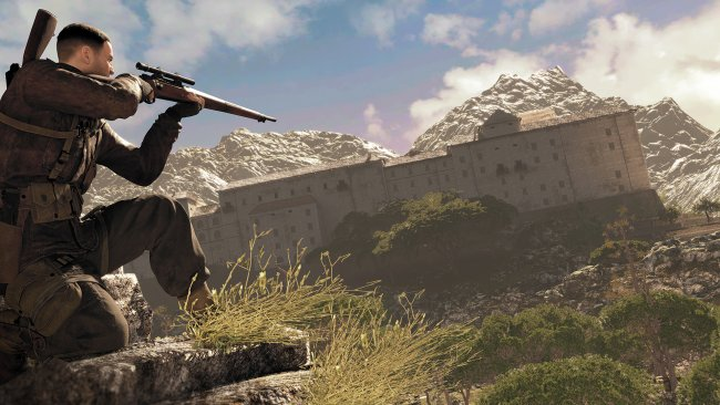 Sniper Elite 4 - Hands On