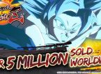 DragonBall FighterZ ha venduto 5 milioni di copie