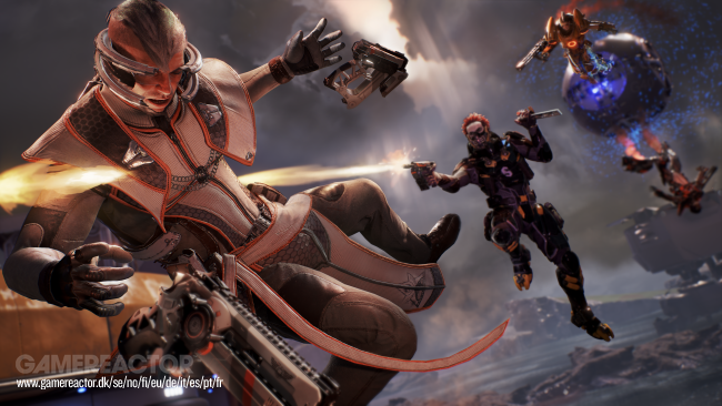 LawBreakers - Provato su PS4