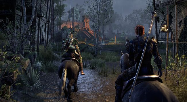 The Elder Scrolls Online: Blackwood - Prime Impressioni