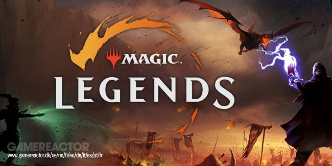 Annunciato il nuovo MMORPG Magic: Legends