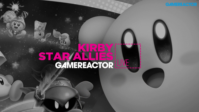Due ore di gameplay di Kirby Star Allies