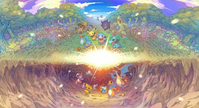 Pokémon Mystery Dungeon: Rescue Team DX - Provata la demo