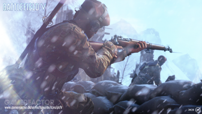 Battlefield V: Grand Operations - Provato