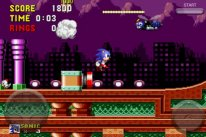 SONIC THE HEDGEHOG (IPHONE)