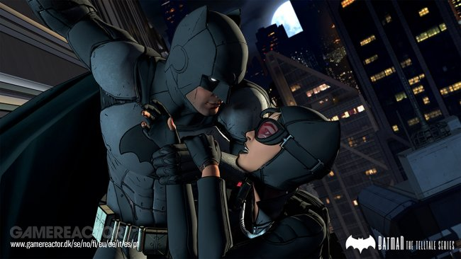 Batman - A Telltale Games Series - Impressioni hands-on