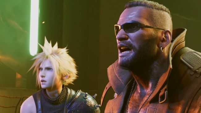 Final Fantasy VII: Remake - Provato all'E3 2019