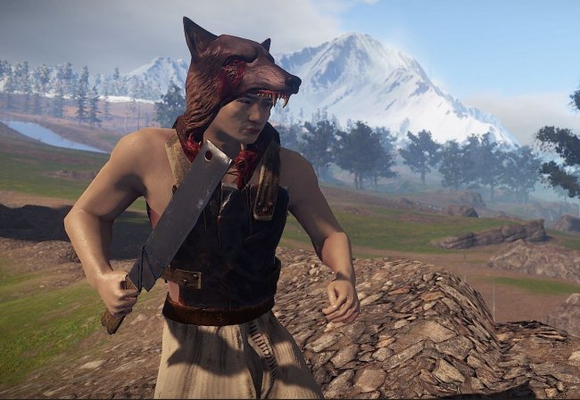 Rust lascerà presto l'Early Access