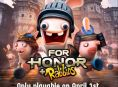 For Honor: annunciato un evento speciale con i Rabbids solo per oggi