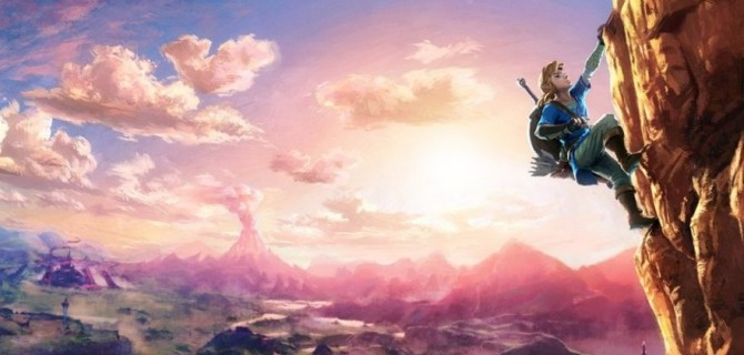 È ora possibile cambiare la lingua in Zelda: Breath of the Wild