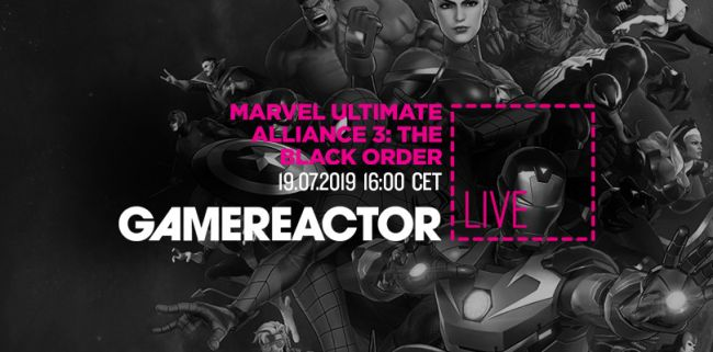 GR Live: la nostra diretta di Marvel Ultimate Alliance 3