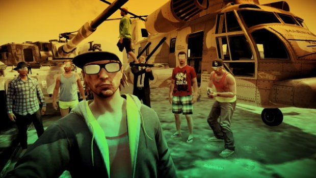 GTA Online - Official Gamereactor Crew
