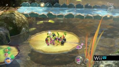 Pikmin 3 - gameplay trailer