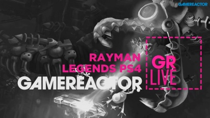 Rayman Legends on PS4 - Livestream Replay