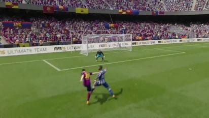 FIFA 15 - Tutorial: Le formazioni migliori