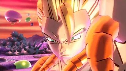 Dragon Ball Xenoverse 2 - Ristabilisci il corso degli eventi Trailer (italiano)