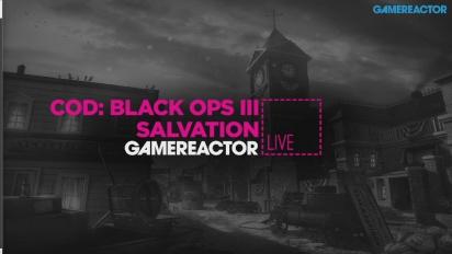 CoD Black Ops 3: Salvation DLC - Replica Livestream