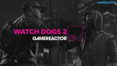 Watch Dogs 2 - Replica Livestream