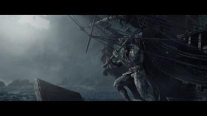 Skull and Bones - E3 2017 Announcement Cinematic Trailer