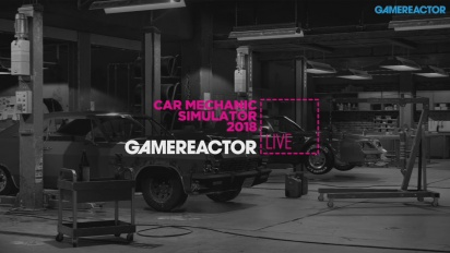 Car Mechanic Simulator 2018 - Livestream Replay