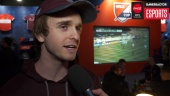 EMLS at PAX East 2018 - BuckArmy Interview