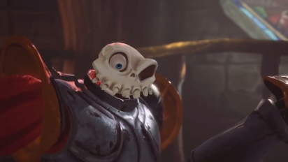 MediEvil - Using One's Shield