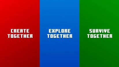 Minecraft - Better Together Trailer