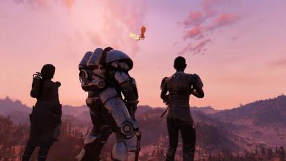 Fallout 76: Alba d'acciaio - Trailer anteprima