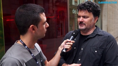 Tim Schafer - Intervista Gamelab 2014
