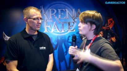 E3 2014: Arena of Fate - Interview