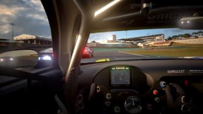 Gran Turismo Sport - Interlagos Circuit Trailer