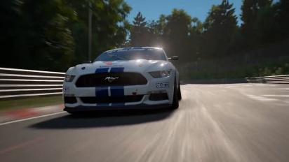 Gran Turismo Sport - Vol.1 : Cars Trailer