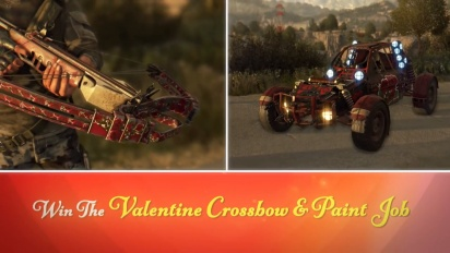 Dying Light - Play in the 'Undying Love' Community Event
