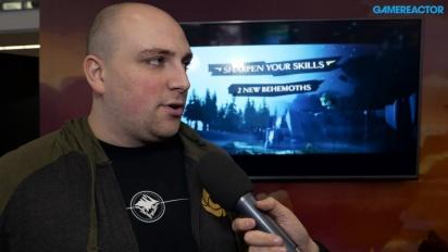 Dauntless - Intervista a Jordan Dodds