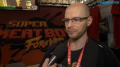 Super Meat Boy - Tommy Refenes Interview