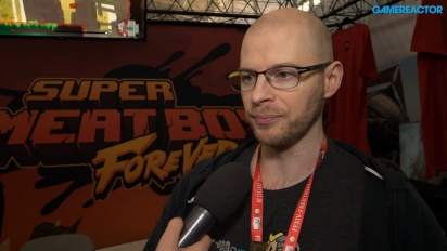 Super Meat Boy - Intervista a Tommy Refenes
