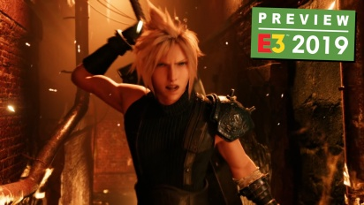 Final Fantasy VII: Remake - E3 Preview