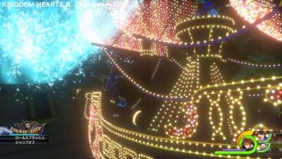 Kingdom Hearts III - Trailer di Gameplay D23 Expo